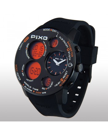PX-18 BLACK ORANGE
