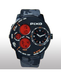 PX-5 BLACK ORANGE F2
