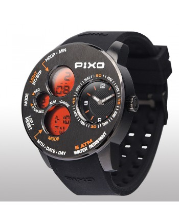 PX-5 BLACK ORANGE
