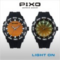 PX-8 BLACK ORANGE X